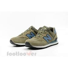 Shoes New Balance 574 ML574CUD Man Sneakers Casual Green Blue