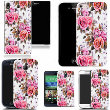motif case cover for many Mobile phones  - dainty carnation