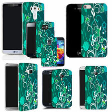 motif case cover for many Mobile phones - aromtic floral