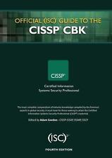 Official (Isc)2 Guide to the CISSP Cbk, Fourth Edition by Adam Gordon Hardco