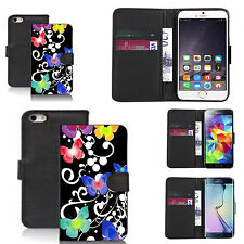 pu leather wallet case for many Mobile phones - density