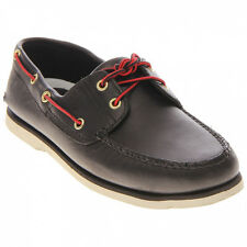 Timberland Mens Earthkeepers Classic 2-Eye 1005R Lace Up Casual Boat Shoes