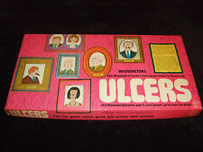 ULCERS --FAMILY BOARD GAME BY WADDINGTONS 1973