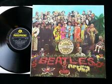 THE BEATLES Sgt.Peppers Lonely Hearts Club Band LP UK  1st MONO PMC 7027 -1/-1