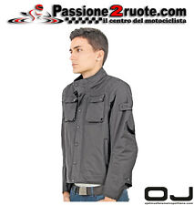 Motorcycle jacket waterproof OJ J141 Life black