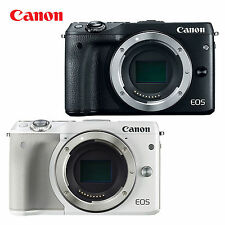 Canon EOS-M3 BD 24.2 MP Megapixel CMOS sensor Digital Camera  Body only