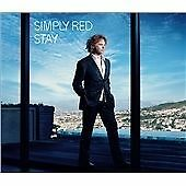 SIMPLY RED - STAY - LIMITED EDITION CD ALBUM + DVD (2014) - NEW & SEALED!