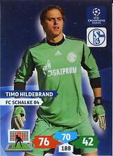 PANINI CHAMPIONS LEAGUE 2013-2014 - FC SCHALKE 04 - BASE CARDS selection
