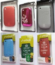 New Genuine Hard Clip Back Cover Case Protector for BlackBerry Curve 8520 9300