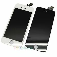 LCD DISPLAY + TOUCH SCREEN DIGITIZER + FRAME ASSEMBLY FOR IPHONE 5