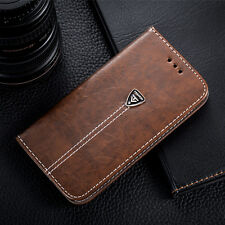Luxury Flip Cover Stand Card Wallet PU Leather Case For Iphone Mobile Phones
