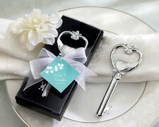 48 Key to My Heart Victorian Bottle Openers Wedding Bridal Shower Favors