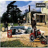 OASIS Be Here Now CD 1997 Epic Records Sony Music Noel Gallagher Beady Eye rock