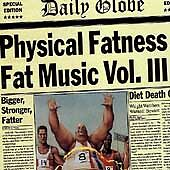 PHYSICAL FATNESS: Fat Music Vol. III CD 1997 Fat Wreck Chords Records NOFX Snuff