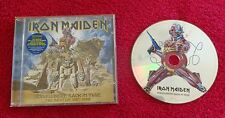 """1 album CD de IRON MAIDEN """"Somewhere back in Time - The Best Of 1980 / 1989"""""""