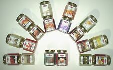 Scented hex jar container candle handmade This n That/Sue choose scent  gift box