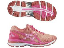 WOMENS ASICS GEL NIMBUS 18 LADIES RUNNING/FITNESS/RUNNERS/TRAINING SHOES