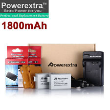 LP-E5 Battery & Charger for Canon EOS Digital Rebel XSi 1000D 450D 500D Kiss X3