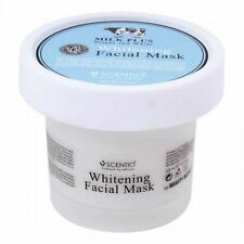 Scentio Q10 Milk Plus Facial Foam Cleansers Whitening Mask Skin Care Beauty Set