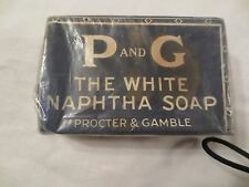 Vinyage P and G The White Naphtha Soap Procter and Gamble