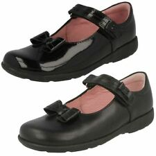 Girls Start Rite Mary Jane School Shoes, Viola -w