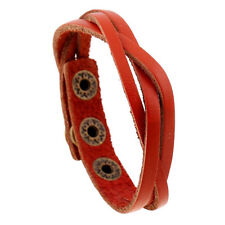 New Charm Handmade Genuine Leather Bracelet Bangle,bracelet accessories Gift