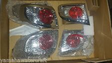 09 10 11 12 HYUNDAI SANTA FE LIMITED COMPLETE SET TAIL LIGHTS MINT CONDITION