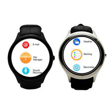 """NO.1 D5 Smart watch 1.3"""" Android 4.4 512MB + 4GB MTK6572 Smart Watch with GPS"""