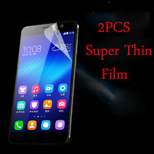 2PC Front Protective Screen Protector Film Foils Cover Guard for HUAWEI Phones