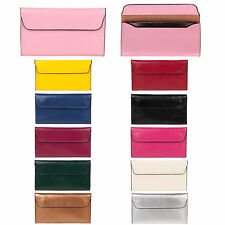 High quality women's real leather purses available in various colours