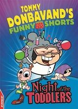 Night of the Toddlers (Edge: Tommy Donbavand's Funny Shorts) by Tommy Donbavand