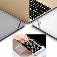 3M Sticker Skin Cover Full Palm-Rest Guard Protector for Apple MacBook 12 A1534