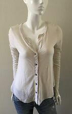 Urban Outfitters Truly Madly Deeply Knit Top Button-Down Front Size XS,S,M NWT