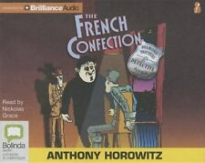 The French Confection (Diamond Brothers) [Audio] by Anthony Horowitz