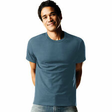 Hanes Men's ComfortSoft Dyed Crewneck T-Shirt 4-Pack #2165A4