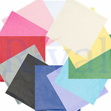 10 Sheets  50x75cm 18gsm Acid Free High Quality Gift Tissue Paper-Multi Colours