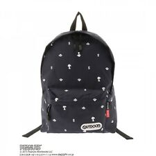 PEANUTS Snoopy Earth Backpack Daypack Rucksack School Bag Purse from Japan T5411