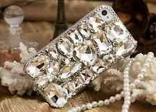 For Mobile Phone Sparkly Luxury Crystals Rhinestones Bling Diamonds Hard Case