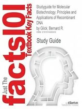 Studyguide for Molecular Biotechnology: Principles and Applications of Recombina