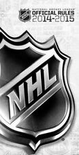 2014-2015 Official Rules of the NHL (Official Rules) by National Hockey League
