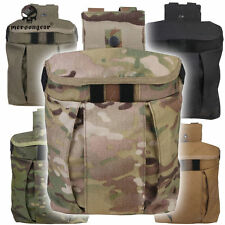 EMERSON Tactical Mag Recyling Bag Dump Pouch Duty Hunting Molle MC CP CB 9042