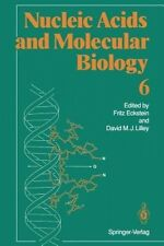 Nucleic Acids and Molecular Biology (Nucleic Acids and Molecular Biology) by Fri