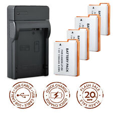 LP-E8 LPE8 Battery for Canon EOS 550D 650D 700D Kiss X5 Rebel T4i T3i T2i LC-E8E