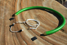 Speargun Green Rubber Spearfishing 16mm * 3mm hand made by ruminex