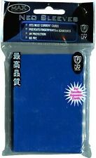 MAX Protection YuGiOh Flat Gaming Card Sleeves, Flat Reflex Blue, 60 Count. Huge