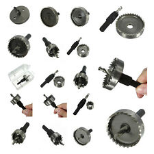 Hole Saw Tooth HSS Steel Hole Saw Drill Bit Cutter Tool for Metal Wood Alloy SH