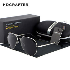 Classical Men Polarized Driving Sunglasses Sport Mirrored Glasses Eyewear shades