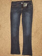 *GREAT CONDITION* AMERICAN EAGLE Stretch SKINNY KICK Jeans Size 10 LONG