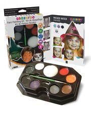 Snazaroo Face Painting Kit-Halloween. Free Delivery