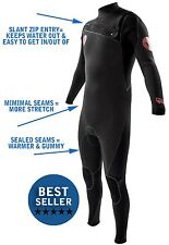 Mens Body Glove Prime Full Wetsuit 3/2mm Surfing Diving KiteBoard STRETCHY 16123
